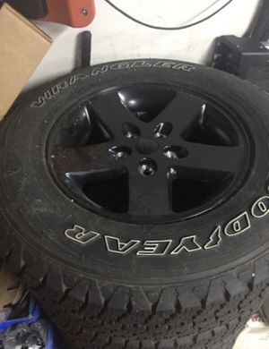 Jeep Tires and Rims for Sale in Kansas City, MO