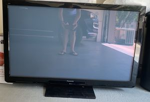 "Panasonic 50"" Plasma Viera 720P 600HZ for Sale in Dallas, TX"