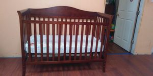 Crib, changing table, dresser for Sale in San Antonio, TX