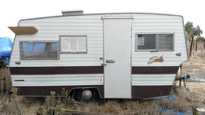 Original classic 1967 Shasta camper !! Rare !! for Sale in Brentwood, CA