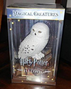 Harry Potter Magical Creatures No. 1 Hedwig Collectible New for Sale in Orlando, FL