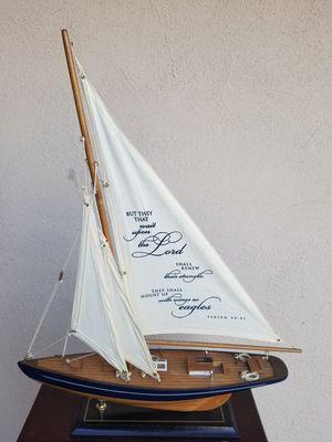 Ornamental boat for Sale in San Bernardino, CA