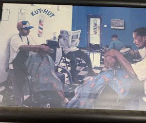 Barbershop Picture. for Sale in Mableton, GA