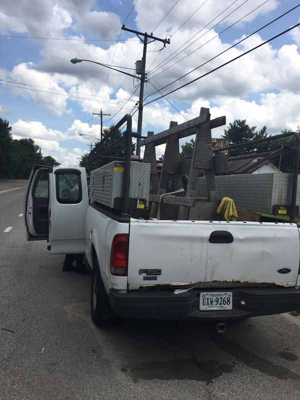 2003 F150 FOR PARTS ! WHOLE TRUCKS INCLUDING TOOLS BOXES FOR SALE