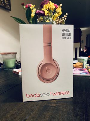 Beats solo3 wireless for Sale in Clearwater, FL