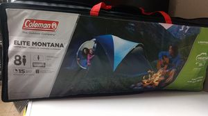 Coleman camping tent for Sale in Pembroke Pines, FL
