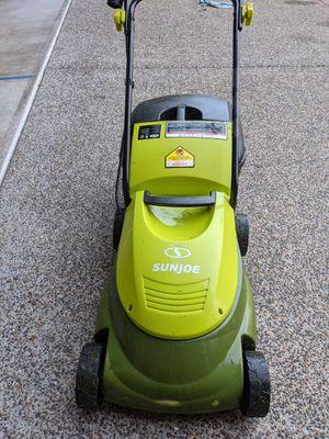 Sun Joe Electric Lawn Mower for Sale in Hillsboro, OR