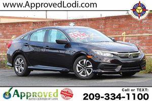 2016 Honda Civic Sedan for Sale in Lodi, CA