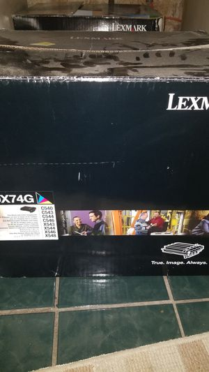 Lexmark imaging kit for Sale in Florence, SC
