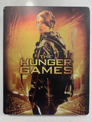 Hunger Games Bluray Steelbook -please read for Sale in Aurora, CO