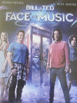 Bill & Ted Face The Music movie DVD for Sale in Huntington Beach,  CA