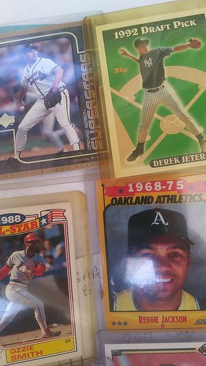 50 Badass rookies n allstar player cards for Sale in Ruskin, FL