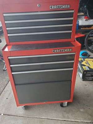 Craftsman tool box. OBO for Sale in Lacey, WA