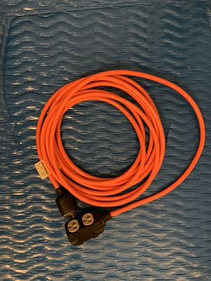 Generator extension cord 25' for Sale in Margate, FL