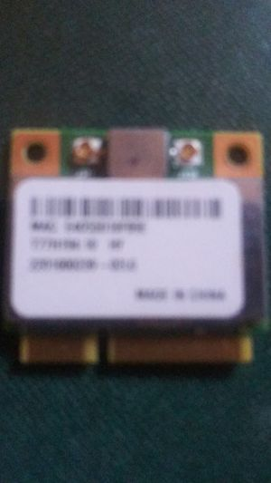 Wifi card for Sale in Springfield, MA