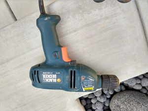 Hammer drill... Black and Decker for Sale in Fresno, CA