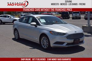 2017 Ford Fusion for Sale in Los Banos, CA
