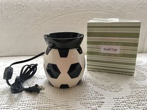 Scentsy World Cup Soccer Ball Warmer for Sale in Simi Valley, CA