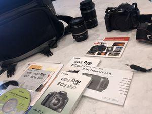 Canon Rebel XSI for Sale in Phoenix, AZ