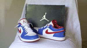 Air Jordan 1 lows, Olympic colors. Size 15 for Sale in Seattle, WA