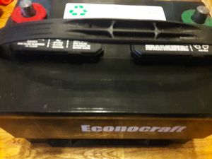 Size 65 car truck battery top post for Sale in Indianapolis, IN