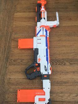 Nerf Módulos Regulator Blaster Dart Gun for Sale in Mountain View,  CA