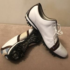 FootJoy Women's LoPro Closeout Golf Shoes 8M White #97018 for Sale in Falls Church, VA