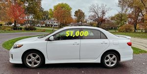 Price$1000 URGENT Selling my 2012 Toyota Corolla for Sale in Antioch, CA