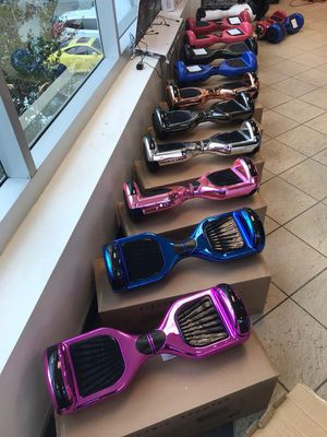 Bluetooth hover board hoverboards for Sale in Chicago, IL
