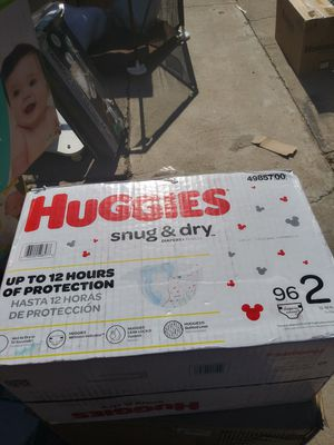Huggies pamper size 1 for Sale in Bakersfield, CA