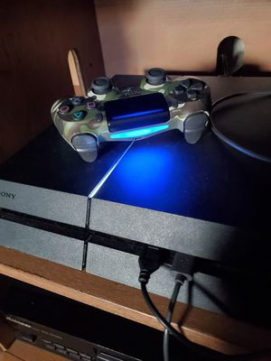 Playstation 4 1tb works great for Sale in San Diego, CA