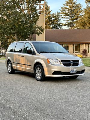 2013 Dodge Grand Caravan for Sale in Tacoma, WA