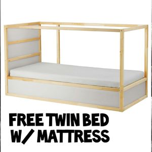 FREE Ikea Twin Loft Bed! **READ DESCRIPTION** for Sale in Tacoma, WA
