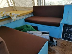 Camper, pop up, Coleman Taos for Sale in Tampa, FL
