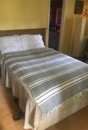 Full Size Bed For Sale $300 for Sale in Fort Washington, MD