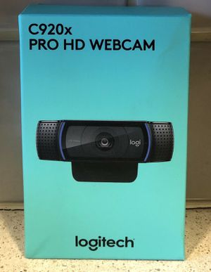 LOGITECH C920X HD WEBCAM for Sale in Camarillo, CA