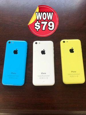 iPhone 5c cuba centro americano for Sale in Houston, TX