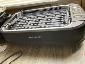Techwood Indoor Smokeless Grill 1500W for Sale in Riverview, FL