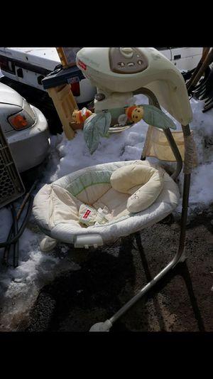 Baby swing for Sale in Wenatchee, WA