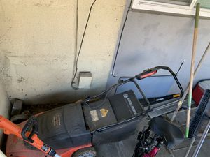 Electric lawn mower for Sale in Sacramento, CA