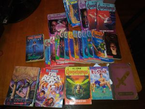 R.L.Stine. Goosebumps 19 total, 5 Fear Street. mineCra f t Harry Potter for Sale in Marengo, OH