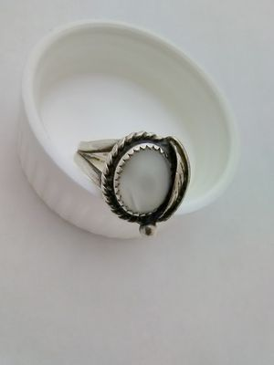 Sterling Silver Fashion Feather Ring Size 5 for Sale in Columbus, OH