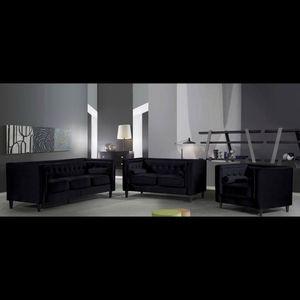3 Piece Living Room Set Almost Brand New Unbeatable Price!!! for Sale in Lorton, VA