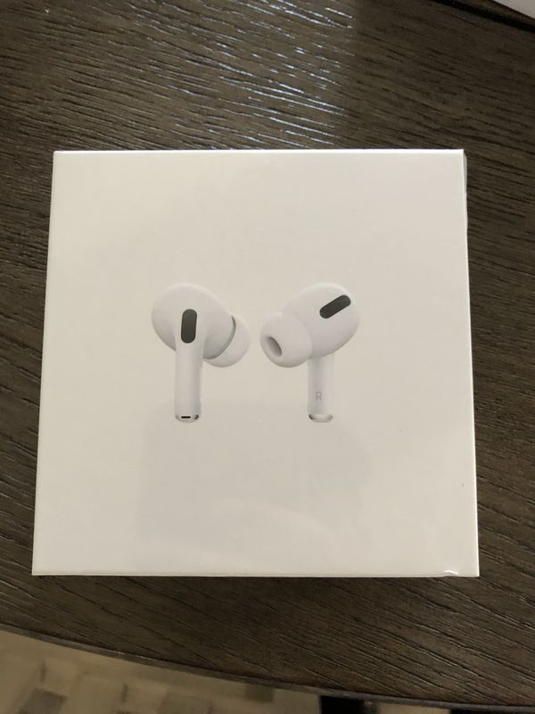 AirPods Pro Bran New Sealed