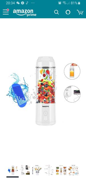 brand new portable blender cup for Sale in Oakland, CA