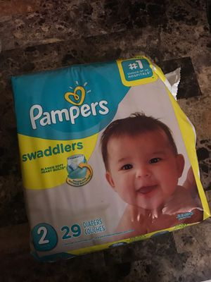 Pampers $6 for Sale in Revere, MA