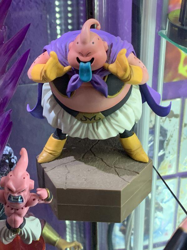 DXF Dragon Ball Z Banpresto Figures Goku Buu Gotenks Majin Vegeta