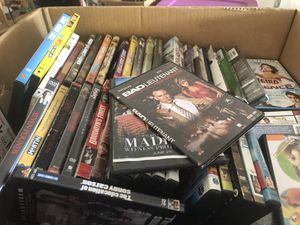 Lots of DVDs all kinds for Sale in Burleson, TX