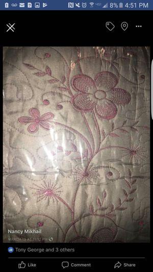 3 pc quilt for Sale in Murfreesboro, TN
