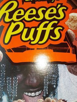 Lil Yachty's Reeses Puffs for Sale in West Carson,  CA